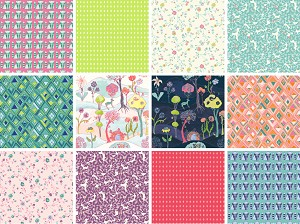 Garden Party Half Yard Bundle
