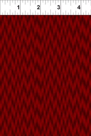 Legendary Basics II: Exotic Spice Chevron Red
