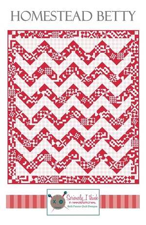 Homestead Betty Quilt Pattern