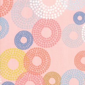 Breeze Dottie Circles Coral