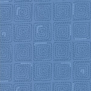Breeze Stitched French Blue