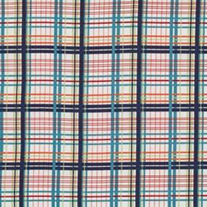 Bridgette Lane Blueberry Plaid