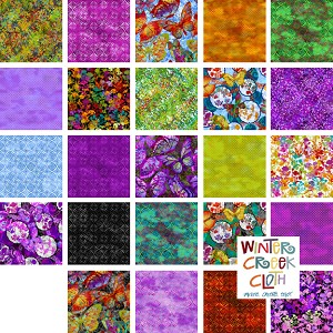 Dreamscapes 2 Fat Quarter Bundle