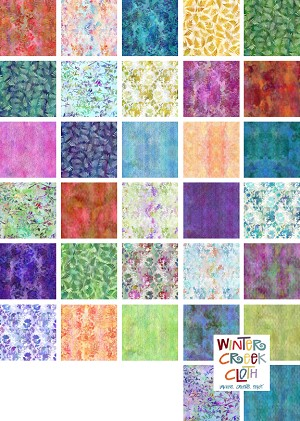 Garden of Dreams Half Yard Bundle