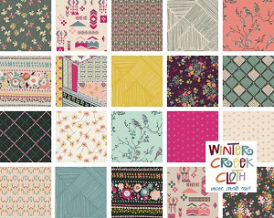 Indie Boheme Fat Quarter Bundle