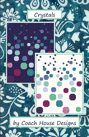Crystals Quilt Pattern