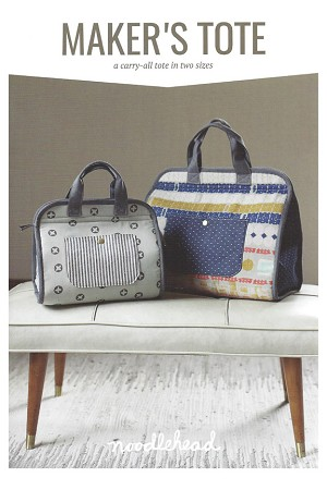 Maker's Tote Pattern