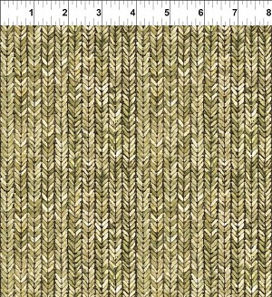 Our Autumn Friends Wheat Weave