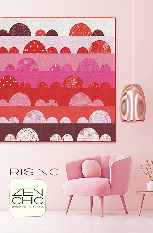 Rising Quilt Pattern