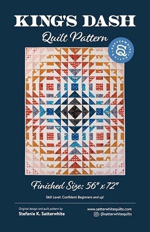 King's Dash Quilt Pattern