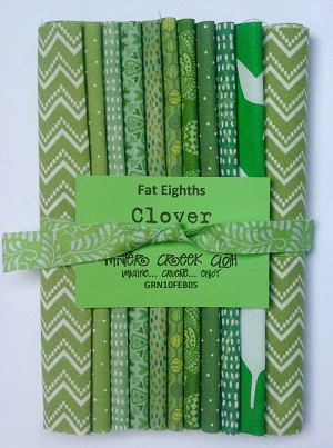 Clover Fat Eighth Bundle